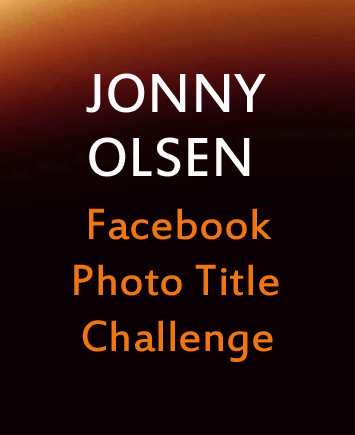 Jonny Olsen on facebook